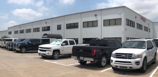 Motor Controls Inc headequarters Dallas, Texas