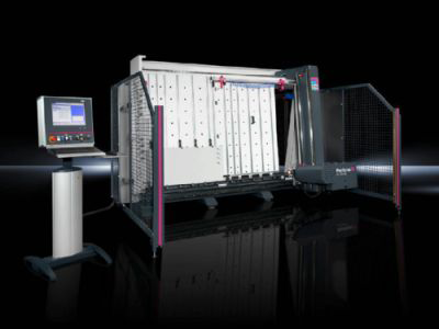 Image showing MCI's Perforex Machining capability.