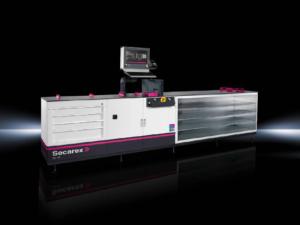 MCI's Perforex Secarex Cutting AC machine