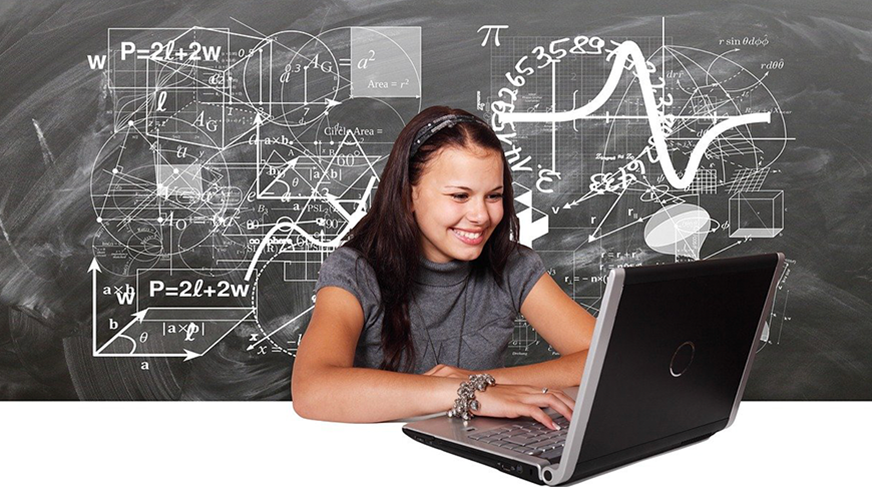 Image showing person learn and using knowledge.