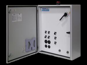 MCI's NDP Series control panel product image.