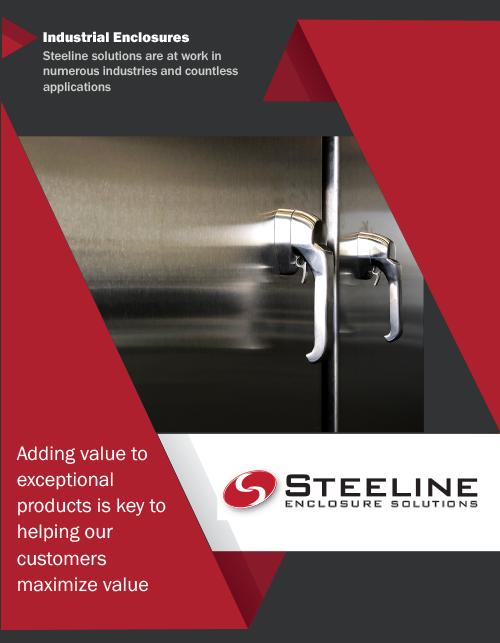 Steeline Enclosuress brochure thumbnail image